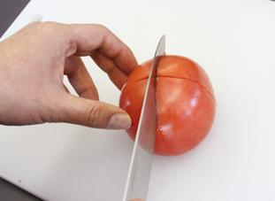 レンジで簡単♪まるごとトマトのカップスープ:手順0
