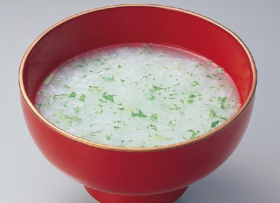七草がゆ~白だしで簡単・美味しい~