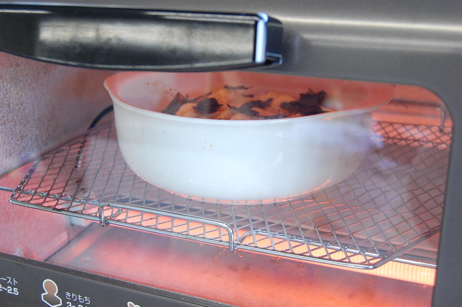 シャキシャキ長芋の和風チーズ焼き:手順1