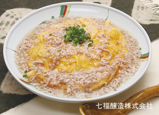 ふわ~トロ~美味しい♪白だしで作る天津飯
