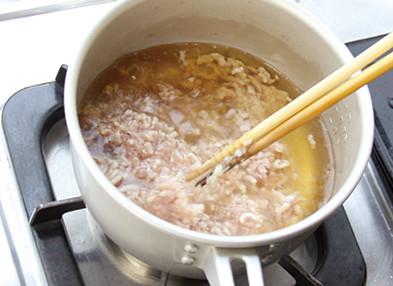 ふわ~トロ~美味しい♪白だしで作る天津飯:手順0