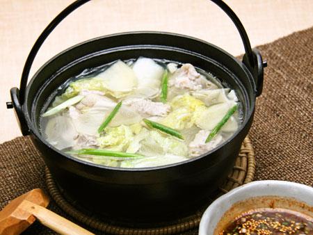 白だし屋さんの生姜鍋♪スープが最高★★★