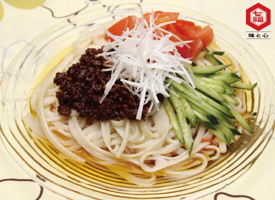 トマトのジャージャー麺