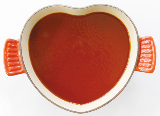 白だしを使ったメチャうま本格トマトソース