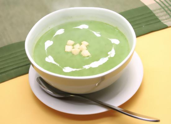 クリーミー♡ほうれん草のポタージュスープ