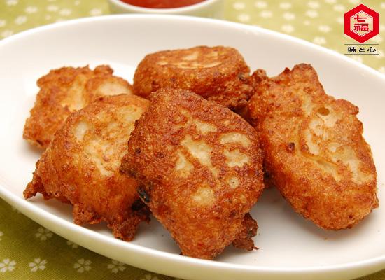 簡単*手作りのナゲット|豆腐のツナマヨ焼き