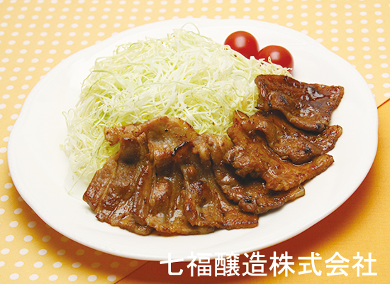 白だしマイスター葉山さん家の豚バラの生姜焼き